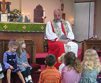 Martyn Minns - Image: Bishop Martyn Minns