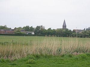 Bissegem - Image: Bissegem Fields 1