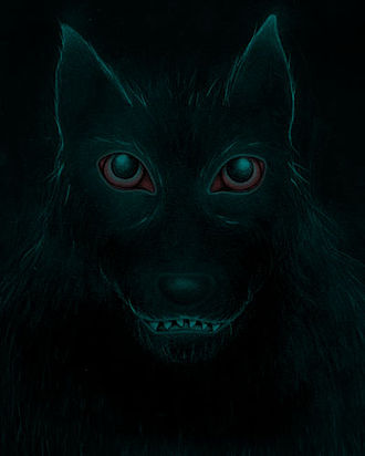 Black Shuck - Image: Blackdog