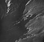 Blackstone Glacier, terminus of tidewater glacier, August 25, 1964 (GLACIERS 6400).jpg
