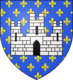 Coat of arms of Melun