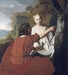Blommendae, Reyer Jacobsz. van - Pâris et Oenone - c. 1655.jpg