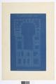 Blueprint Hallwylska palatset - Hallwylska museet - 101040.tif