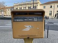 Boîte aux lettres, rue Denis Papin à Valence (face à la gare).jpg