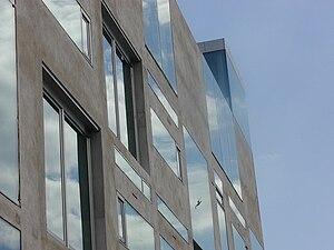 Gert Wingårdh - Facade of Bo01 Housing, Malmö