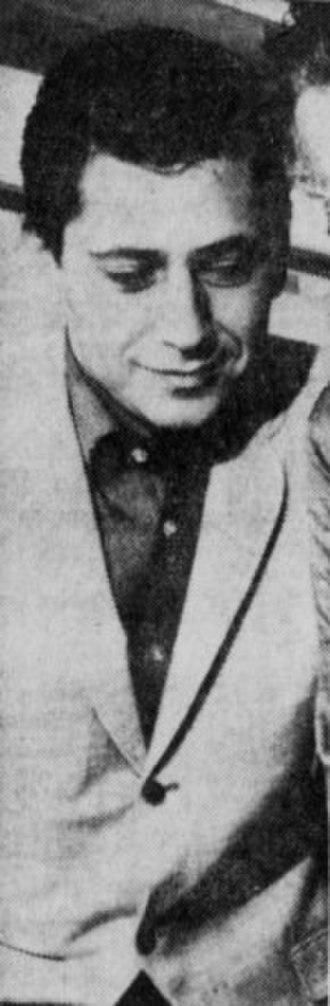 Bo Belinsky - Image: Bo Belinsky 1966