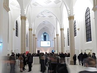 Anneliese Brost Musikforum Ruhr - Foyer at opening