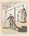 Bodleian Libraries, Le pied de nez de Milord Pit- Résultat de la journée dite des trois Empereurs, gagnée par sa majesté Napoleon, le jour d.jpg