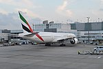 Boeing 777-300ER 'A6-EPY' Emirates (27410740828).jpg
