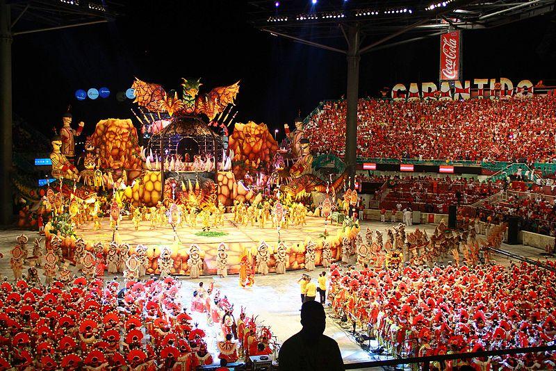 Festas no Amazonas