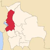 Situación de La Paz