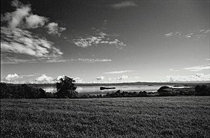 Lake Bolsena - Wideangle view