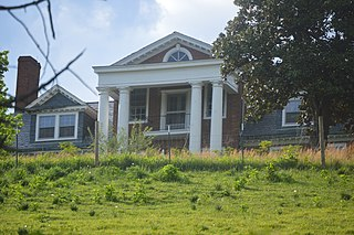Bon Aire building in Virginia, United States