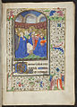 Book of Hours, f.102, (184 x 133 mm), 15th century, Alexander Turnbull Library, MSR-02 (6047169324).jpg