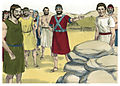 Book of Joshua Chapter 4-3 (Bible Illustrations by Sweet Media).jpg