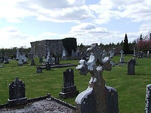 Bornacoola - Image: Bornacoola parish graveyard