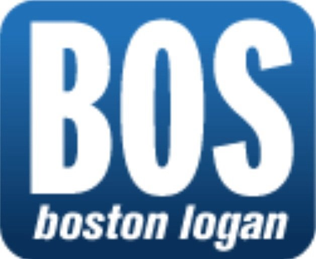 Boston Logan International Airport Logo