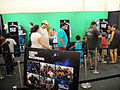 BotCon 2011 - green screen photo area (5802619104).jpg