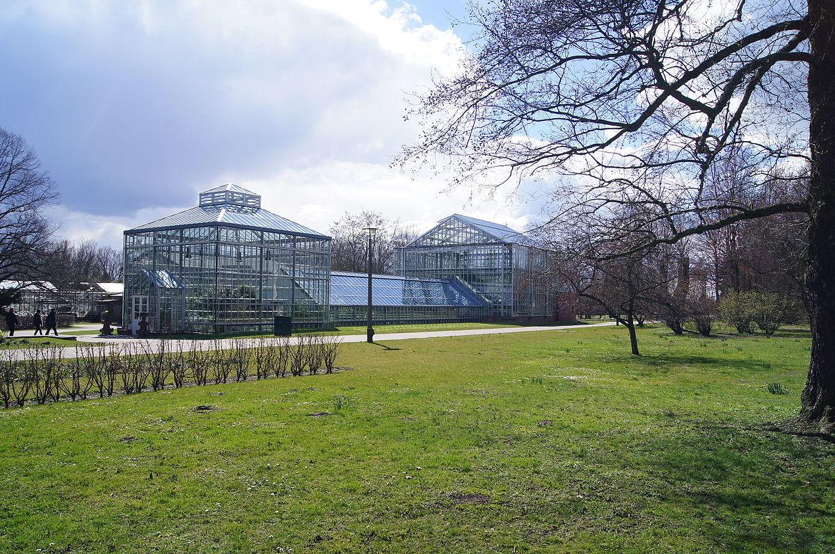 Nahe Botanischer Volkspark Pankow Hotels