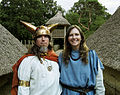 Boudicca and Prasutagus (reenactors portraying).jpg