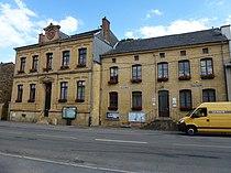 Boulzicourt (Ardennes) Mairie et Poste.JPG