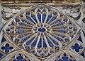 Bourges Cathédrale Saint-Étienne Fassade Westrosette.jpg