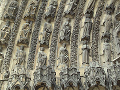 Bourges Cathedral exterior 009.JPG
