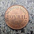 Bovril 1897 advertising token.JPG