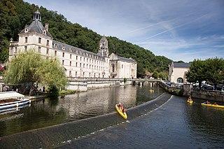 Brantôme en Périgord Commune in Nouvelle-Aquitaine, France