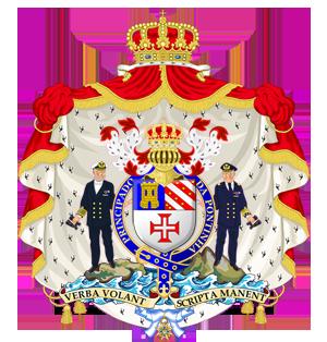 Principality of Pontinha - Image: Brasão do Principado da Pontinha