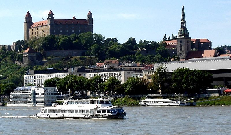 Icma international committee in slovakia evening cruise for Design hotel 21 bratislava