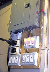 Distribution board - Wikipedia on