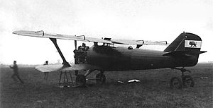 Breguet 19 of Air Force of Iran.jpg