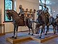 Brescia Castello museo armi cavalieri Cristl da Janon mastio Visconteo 4.jpg