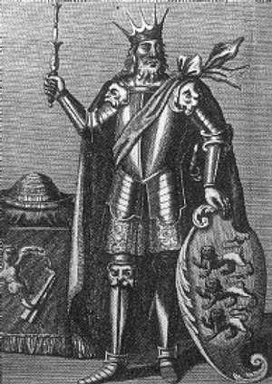 History of Ireland - Brian Boru, Irish hero who fought the Vikings