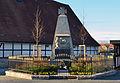 Brilon, Rösenbeck, Kiregerdenkmal im Ortszentrum.jpg
