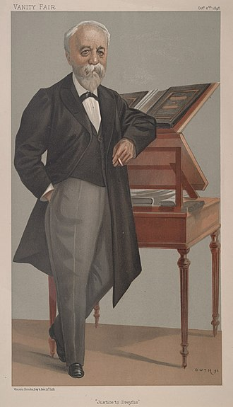 Henri Brisson - Brisson by Guth, October 1898