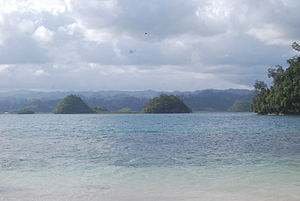 Surigao del Sur - The Britania Group of Islands