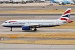 British Airways, G-EUYH, Airbus A320-232 (44355006542).jpg