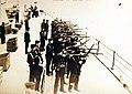 British Marines on Royal Navy ship, October 22, 1917 (30208928902).jpg