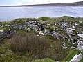 Broch at Loch of the Yarrows. - geograph.org.uk - 1502774.jpg