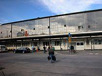 BrommaAirportTerminalEntrance KaptenKaos.jpg