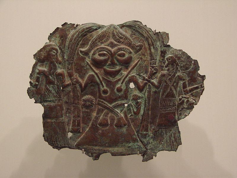 File:Bronze Beaker Luristan 1000 BC.JPG
