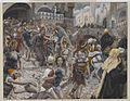 Brooklyn Museum - Jesus Led from Caiaphas to Pilate (Jésus conduit de Caïphe à Pilate) - James Tissot.jpg