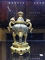 Bruciaprofumi - Manifattura cinese 1736-1795 - Museo Duca di Martina di Napoli.JPG