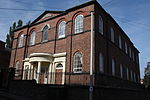 Brunswick House, Chapel St, Macclesfield. Former Methodist chapel..JPG