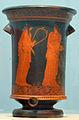 Brygos painter 480 BC Sappho and Alkaios Staatliche Antikensammlungen Kat 98 0001.jpg
