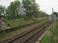 Bucksburn railway station (site), Aberdeenshire (geograph 5409432).jpg