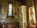 Bucuresti, Romania, Biserica Silvestru, (Interior cu soba, 10); B-II-m-B-19694.01.JPG