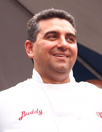 Buddy Valastro - Valastro at the 2013 Jersey City Mayoral Inauguration
